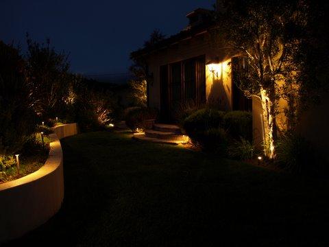 Outdoor Lighting Westlake Village Landscape Lights